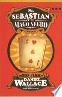 libro Mr. Sebastian Y El Mago Negro
