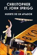 libro Muerte De Un Aviador