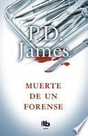 libro Muerte De Un Forense / Death Of An Expert Witness