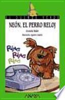 libro Neón, El Perro Reloj