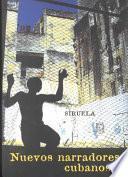 libro Nuevos Narradores Cubanos
