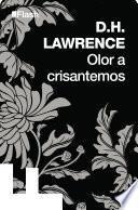 libro Olor A Crisantemos (flash)