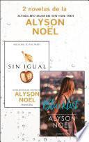 libro Pack Alyson Noël   Enero 2018