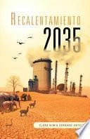 libro Recalentamiento 2035