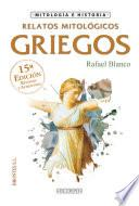 libro Relatos Mitológicos Griegos