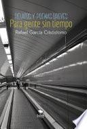 libro Relatos Y Poemas Breves Para Gente Sin Tiempo