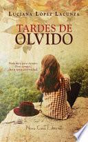 libro Tardes De Olvido