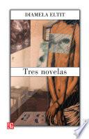 libro Tres Novelas
