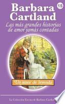 libro Un Amor De Leyenda