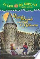 libro Un Castillo Embrujado En La Noche De Halloween