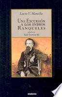 libro Una Excursion A Los Indios Ranqueles