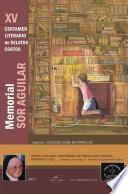 libro Xv Certamen Literario De Sor Aguilar
