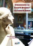 libro Introducción A La Filosofía Aplicada Y A La Filosofía Clínica
