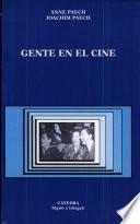 libro Gente En El Cine