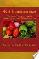 libro El Sazn De La Cocina Dominicana