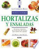 libro Hortalizas Y Ensaladas