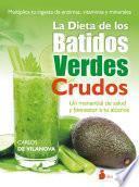 libro La Dieta De Los Batidos Verdes Crudos