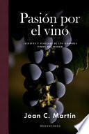 libro Pasión Por El Vino