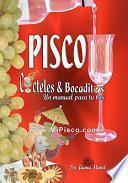 libro Pisco Cócteles And Bocaditos