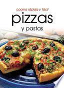 libro Pizzas Y Pastas