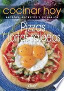 libro Pizzas Y Tortas Saladas