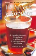 libro Té Pu Erh Y Rooibos