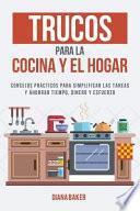 libro Trucos Para La Cocina Y El Hogar