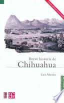 libro Breve Historia De Chihuahua