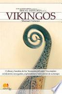 libro Breve Historia De Los Vikingos