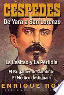 libro Carlos Manuel De Céspedes