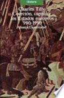 libro Coerción, Capital Y Los Estados Europeos, 990 1990