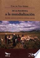 libro De La Hacienda A La Mundialización