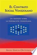 libro El Contrato Social Venezolano
