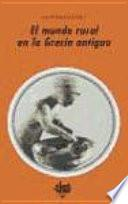 libro El Mundo Rural En La Grecia Antigua