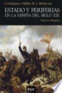 libro Estado Y Periferias En La España Del Siglo Xix