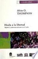 libro Huida A La Libertad