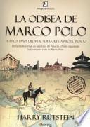 libro La Odisea De Marco Polo