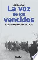 libro La Voz De Los Vencidos