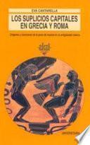 libro Los Suplicios Capitales En Grecia Y Roma