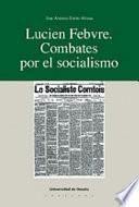 libro Lucien Febvre