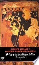 libro Orfeo Y La Tradición órfica