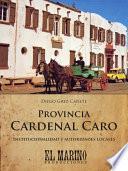 libro Provincia Cardenal Caro