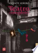 libro Teatro Completo 2