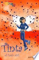 libro Tinta, El Hada Añil