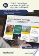 libro Desarrollo De Prototipos De Productos Editoriales Multimedia. Argn0110