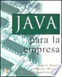 libro Java Para La Empresa