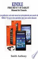 libro Kindle Fire Hd 8 Y 10 Manual De Ususrio