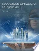 libro La Sociedad De La Información En España 2015