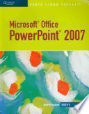 libro Microsoft Office Powerpoint 2007