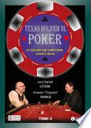 libro Texas Hold Em Poker, Lo Que Hay Que Saber Para Aprender A Jugarlo Tomo Ii
